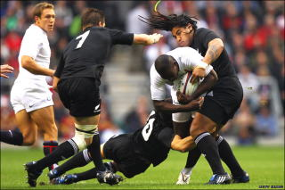 NZ vs England
