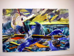 "Kristin Baker 2006 ""The Raft of Perseus"""