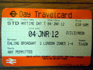 1Day Travel Card